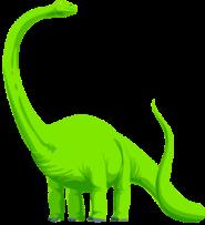 13286487171706171460Green Colored Dinosaur.svg.med